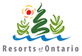 Resorts of Ontario logo